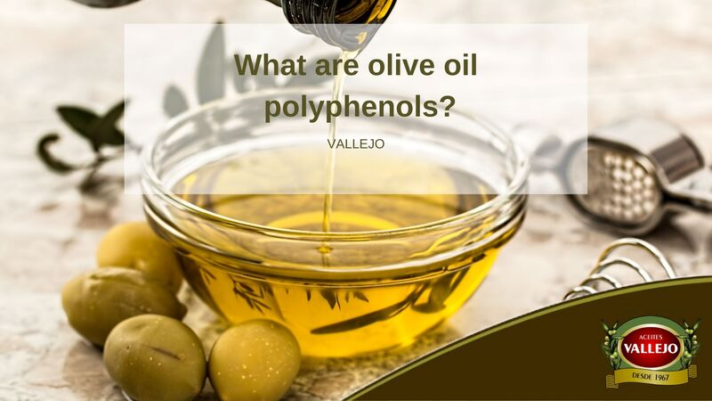 What are olive oil polyphenols?